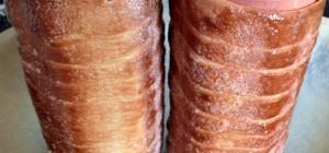 Kürtőskalács